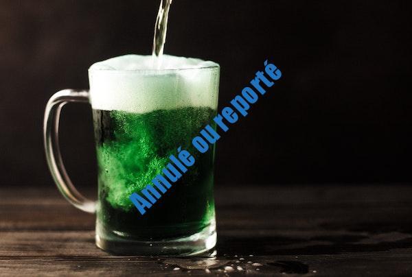 [Annulé] Festivités de la Saint Patrick (SCR)