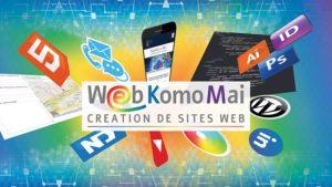 logo webkomomai - entreprise à Roquettes