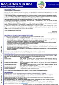 journal info'roquettes