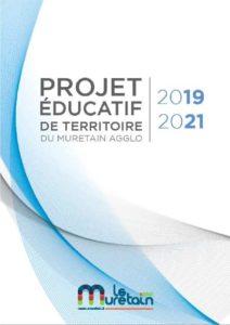 couverture du projet pédagogique du CAJ de Roquettes 2019-2020