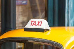 taxi près de Muret