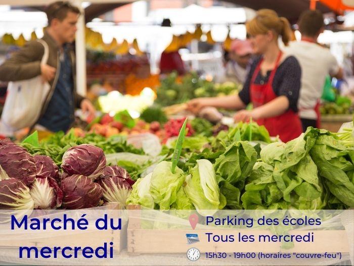 Marché du Mercredi