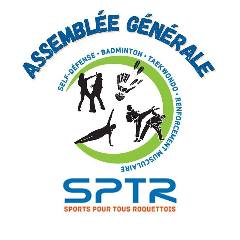 Assemblée Générale SPTR