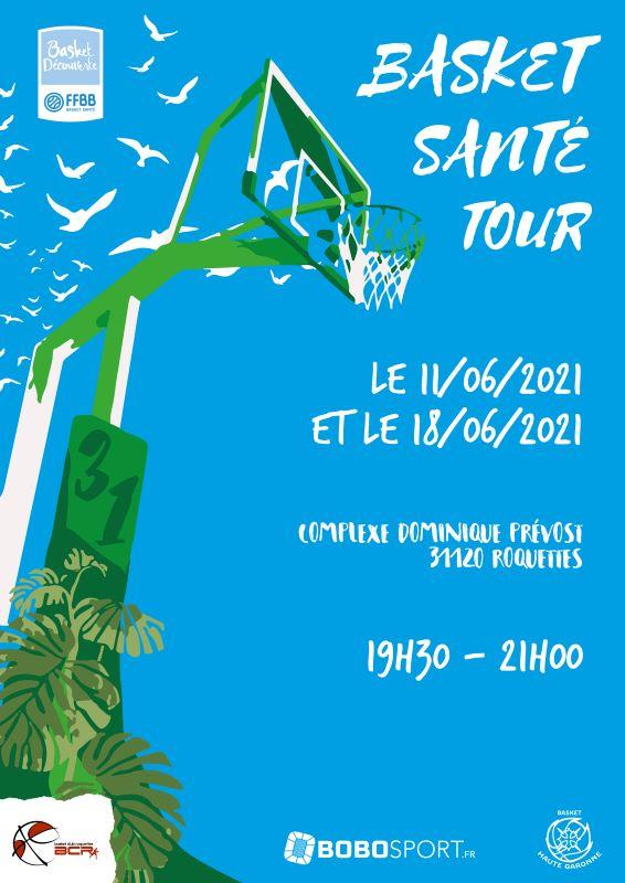 [BCR] Basket Santé Tour Haute-Garonne