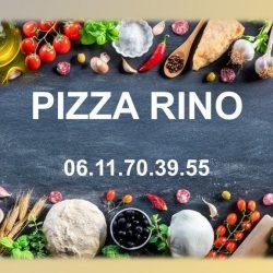 Logo Pizza Rino