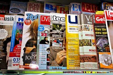 magazines vendus au tabac presse de Roquettes